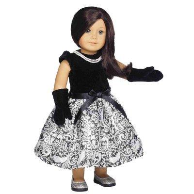 David Shaw Silverware Na Ltd Little Black Dress, for 18