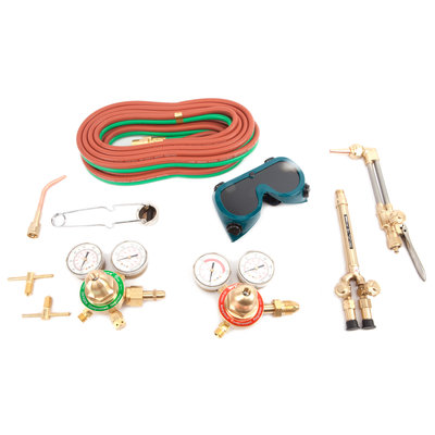 Forney 1705 Torch Kit Medium Duty Shop Flame Victor Type Oxygen Acetylene