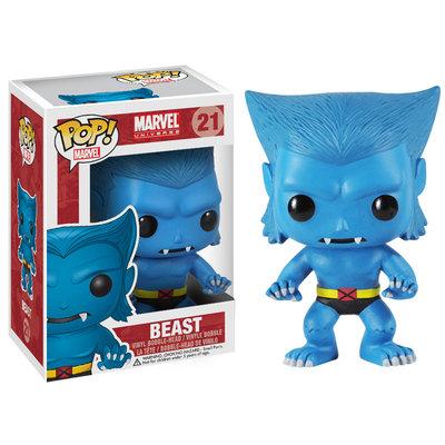 Funko X-Men Beast Marvel Pop! Vinyl Bobble Head