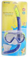 Wave Seal Kids Mask and Snorkel Set - SANMERNA SALES LIMITED