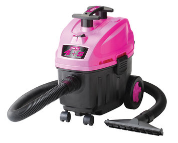 The Original Pink Box PB408SV 4 Gallon Wet Dry Vacuum - David Shaw Silverware NA LTD