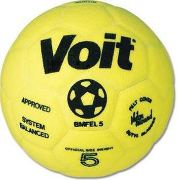 Lion Sports Inc. VOIT RADENTE SOCCER BALL - YELLOW