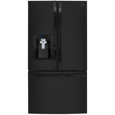 Kenmore Elite 32 cu. ft. Super Capacity French Door Bottom Freezer Refrigerator - LG ELECTRONICS U.S.A, INC.