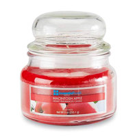 Essential Home 9 Ounce Jar Candle Macintosh Apple - LANGLEY PRODUCTS L.L.C.