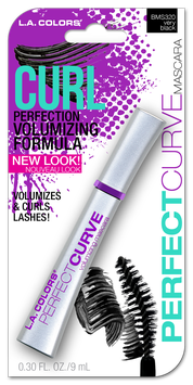 Yulan, Inc. Mascara Black Perfect Curve 0.3 oz