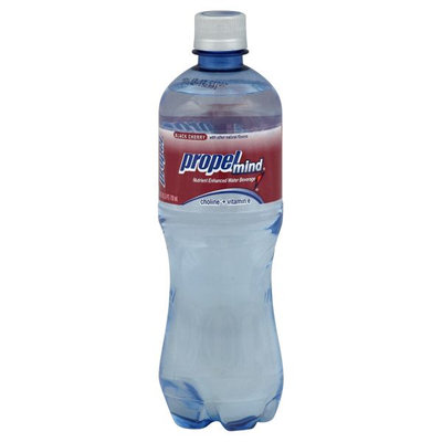Propel Zero Water Beverage - Black Cherry - 1 Bottle (24 oz)