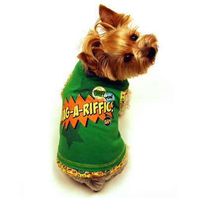 Simplydog Aaron Dog Tank Shirt Small - SIERRA ACCESSORIES