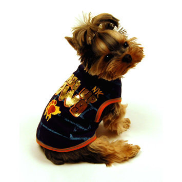 Simply Dog What Up Dawg Dog Shirt X Small - SIERRA ACCESSORIES