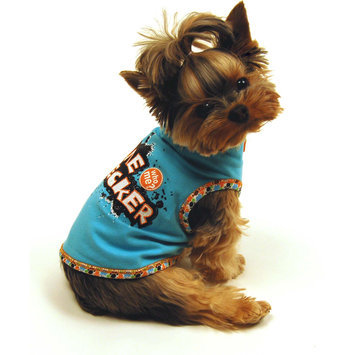 Simply Dog Home Wrecker Dog Tank Shirt XX Small - SIERRA ACCESSORIES