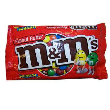 M & M's PEANUT BUTTER 15.9 OZ BAG - M & M/MARS, INC.