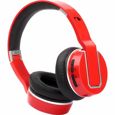 Ctc Publishing BTHP02 Bluetooth® Wireless Headphones - Red