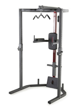Weider Pro POWER RACK HOME GYM - ICON HEALTH AND FITNESS, INC.