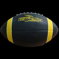 VOIT JUNIOR FOOTBALL BLACK & YELLOW