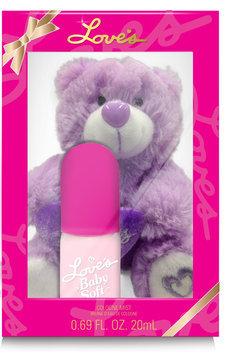 Dana Classic Fragrances Baby Soft Bear - Purple, 0.69 Oz.