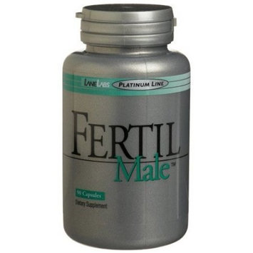 Lanelabs Fertile Male Healthy Sperm Activity Dietary Supplements - 90