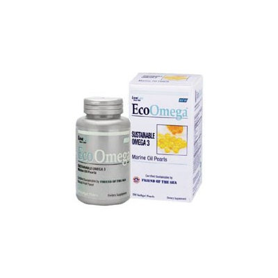 Lane Labs - EcoOmega Sustainable Omega 3 - 150 Softgels CLEARANCE PRICED