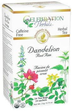 Celebration Herbals Organic Wild Cherry Bark Tea Caffeine 24 Herbal Tea Bags