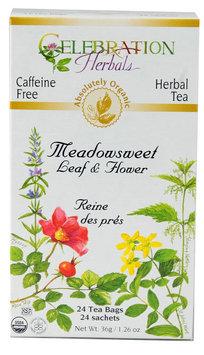 Celebration Herbals Organic Meadowsweet Leaf & Flower Tea 24 Tea Bags