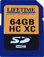 Waterbury Garment 64GB Secure Digital SDHC Class 10