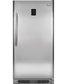 Frigidaire 16.9 cu. ft. Convertible Refrigerator/Freezer - Stainless Steel
