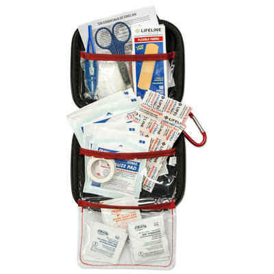 Lifeline First Aid Wilderness Pack - As-Shown