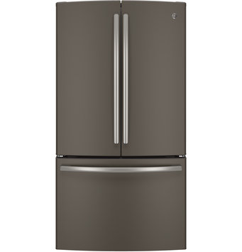 GE GNE29GMHES 28.5 Cu. Ft. Slate French Door Refrigerator - Energy Star