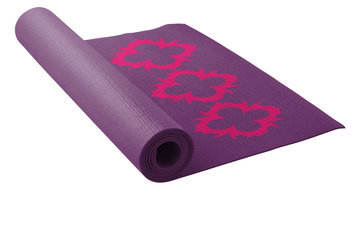 Weider Health And Fitness Lotus 3mm PRINTED YOGA MAT LOTUS