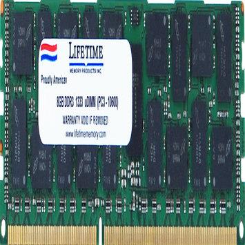 Waterbury Garment 8GB ddr3 1333/10600 long dimms