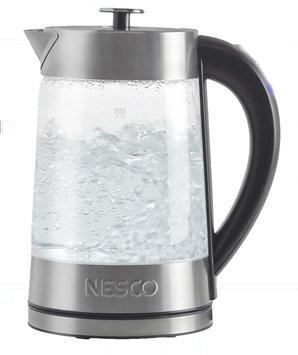 Dreamtime GWK-02 Electric Glass Water Kettle Perp 1500watt 1.8qt W/ Power Indicator