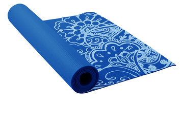 Weider Health And Fitness Lotus 3mm PRINTED YOGA MATLOTUS