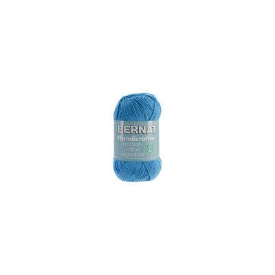 Dummy Handicrafter Cotton Yarn Solids -Blue Snow Cone