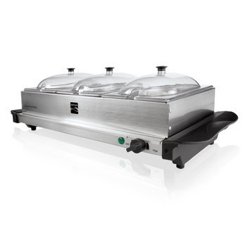 Kenmore Triple Buffet Server - CAM CONSUMER PRODUCTS, INC