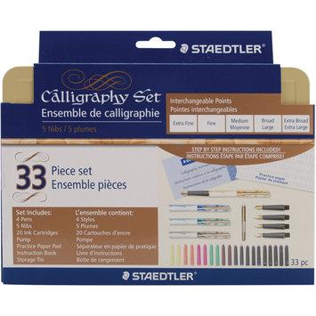 Staedtler SM5V Calligraphy Pen Set 33 Pieces