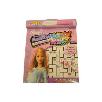 Giddy Up Llc Barbie Mazebook And 1 Marker