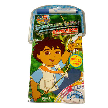 Surprize Ink Diego Game Book And 1 Marker - GIDDY UP, LLC
