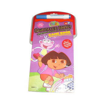 Giddy Up Llc Dora Game Book And 1 Marker