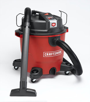 Craftsman XSP 16 Gallon 6.5 Peak HP Wet/Dry Vac
