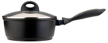Berghoff International BergHOFF Cook & Co. Cast Aluminum Covered Saucepan
