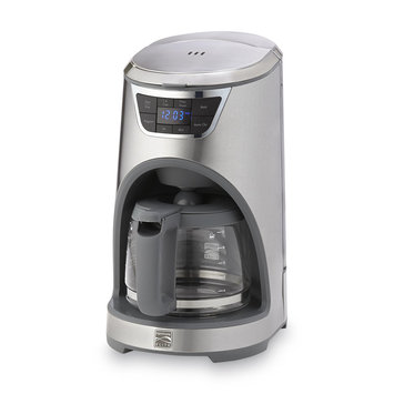 Kenmore Elite 12 Cup Drip Coffee Maker Stainless Steel - ACA HONG KONG LTD