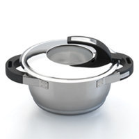 Sierra Accessories BergHOFF Virgo 7-Inch Covered Casserole