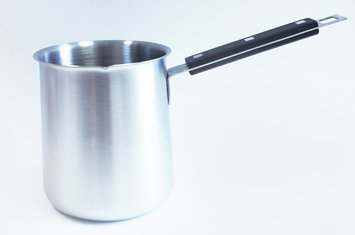 Sierra Accessories Cubo 10.5 oz Milk Frother by BergHOFF