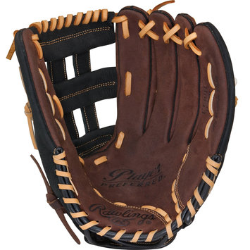 Rawlings Sporting Goods, Co. Rawlings Player Preferred 12.5 Adult Baseball/Softball Glove