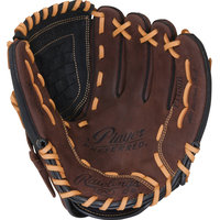 Rawlings Player Preferred 11-in. Left Hand Throw Baseball Glove - Youth (Brown/Tan/Black)