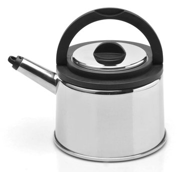 Sierra Accessories Cubo 2.1 Qt Whistling Tea Kettle by BergHOFF