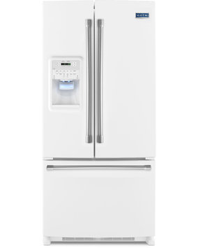 Maytag 21.7 Cu. Ft. French Door Refrigerator - White