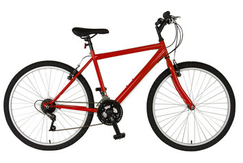 Cycle Source Group, Llc Cycle Force Group Cycle Force 26 inch Rigid Mens Mountain Bike, Red