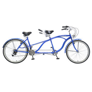 Cycle Source Group, Llc Hollandia Rathbun Tandem Bicycle
