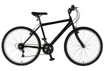 Cycle Source Group, Llc Cycle Force Group Cycle Force 26 inch Rigid Mens Mountain Bike, Black