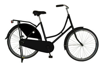 Cycle Source Group, Llc Cycle Force Group Cycle Force 26 inch Dutch Style Bike, Black