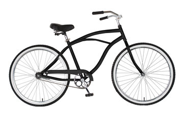 Cycle Source Group, Llc Cycle Force Group Cycle Force 26 inch Mens Cruiser Bike, Black